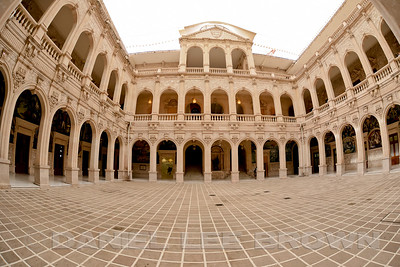 THE GOVERNMENT PALACE OF CHIHUAHUA