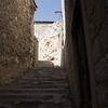 שיבניק- מדרגות למבצר מיכאל הקדוש