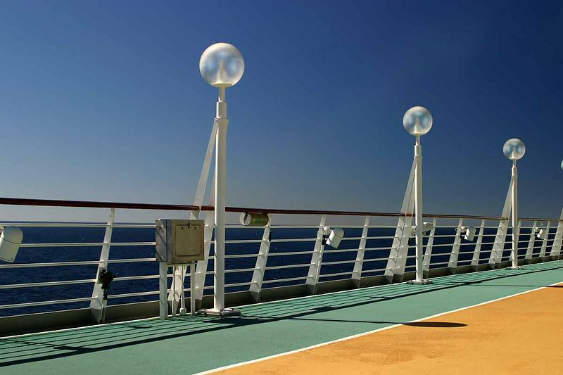 JOGGING-WALKING PATH-DECK 10