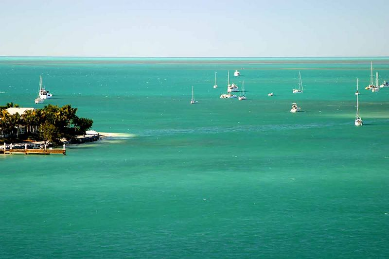 AAAH!  KEY WEST, FLORIDA - HARBOR