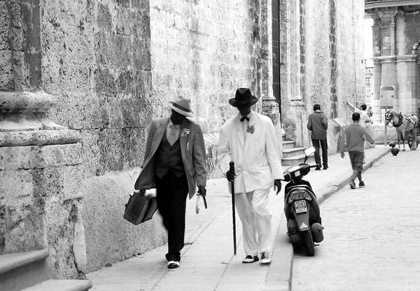 CUBA EN BLANCO Y NEGRO