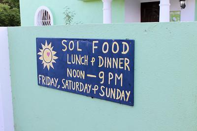 Sunshine's Sol Food - Westpunt curacao