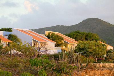 Ocean View rooms at Kura Hulanda Beach Resort - Westpunt, Curacao