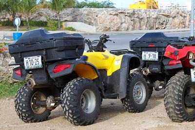 Eric's ATV's - Curacao
