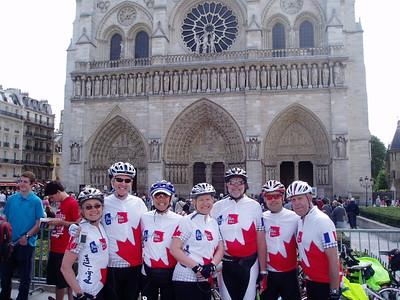 2011 France Cycling Trip