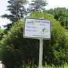 Sign part way up Col du Tourmalet.