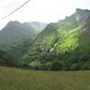 Mountain view between Col d'Aubisque & Aspin-en-Lavedan.