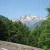 Mountain view from Gorge du Luz.