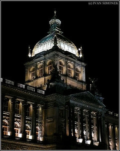 """NATIONAL MUSEUM"", Prague, Czech Republic."