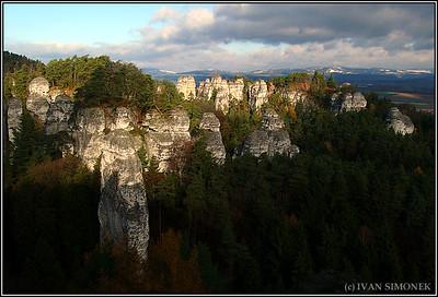 """""""CZECH PARADISE"""", Czech Republic."""