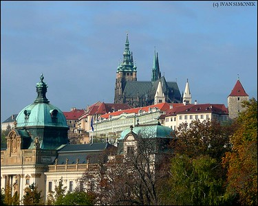 """PRAGUE CASTLE"", Prague, Czech Republic."