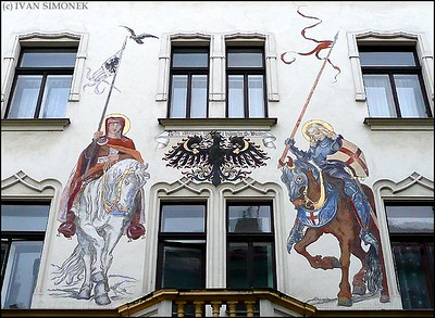 """HOUSE ART"", Pilsen, Czech Republic."