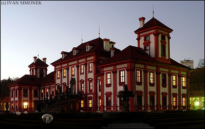 """TROJA CHATEAU"", Prague, Czech Republic."