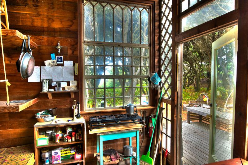 The Cabin Kitchen