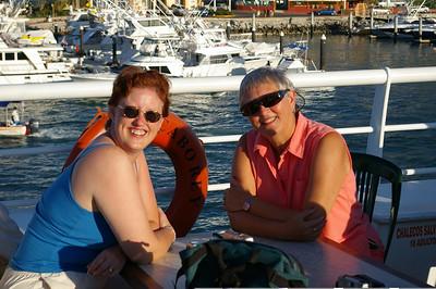 Wendy & Judy on Caborey dinner cruise