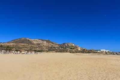 Pueblo Bonito Pacifica from the Beach