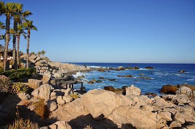 Another view from Esperanza Cabo San Lucas Mexico.