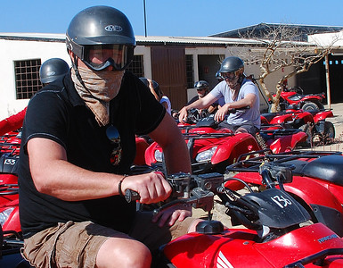 Sandy... Bandito De ATV!