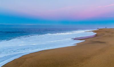 Pink sunrise Cabo