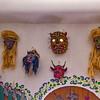 Festival masks.