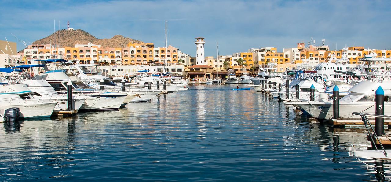 View of Wyndham Cabo San Lucas Resort - January 2015