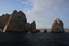 Land's end - Cabo San Lucas from the Pacific point of view