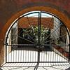 Gate in San Jose del Cabo