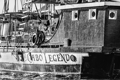 Cabo Legend Fishing Boat