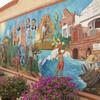 Mural in Todos Santos