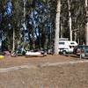 "The ""Chorro"" group camp site at Morro Bay campground."