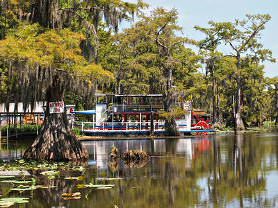 Caddo Lake Steamboat