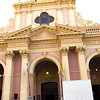Salta:  The City : Salta is the center for many excursions to the mountains.