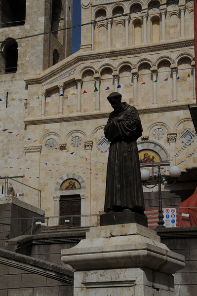St. Francis near cathedral.