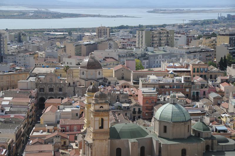 View from Elephant Tower. Vista da Torre dell'elefante.