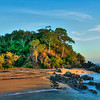 '' Robinson Crusoe beach '' as I call it ; just off Pier at Palm Cove , Queensland