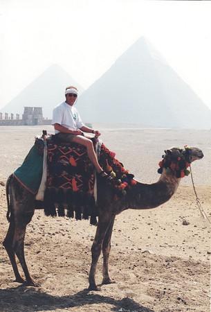 Cairo, Egypt Trip 1998