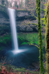 South Falls, Silver Falls Trail