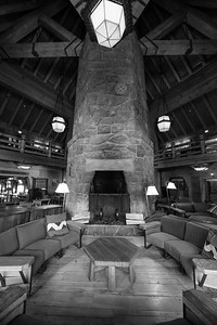 Timberline Lodge, Mt. Hood, Oregon