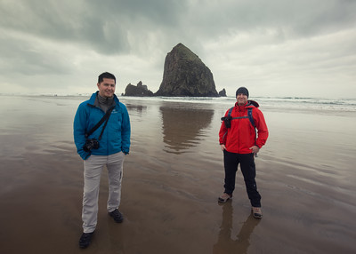 Cannon Beach - photo by John Lynn