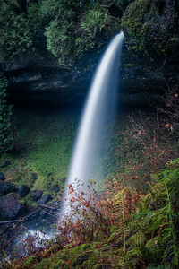 North Falls, Silver Falls Trail