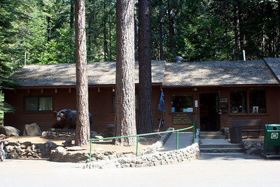 7/8/07 Visitor Center, Calaveras Big Trees State Park, Calaveras County, CA