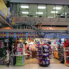 Terminal shops and stores at Calgary Airport, Canada.