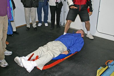 Wayne Training for the Luge