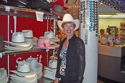 Ready for the Calgary Stampede