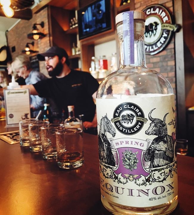 Looking for day trips from Calgary? Eau Claire Distillery is Alberta's first craft distillery and only 30 minutes from Calgary.