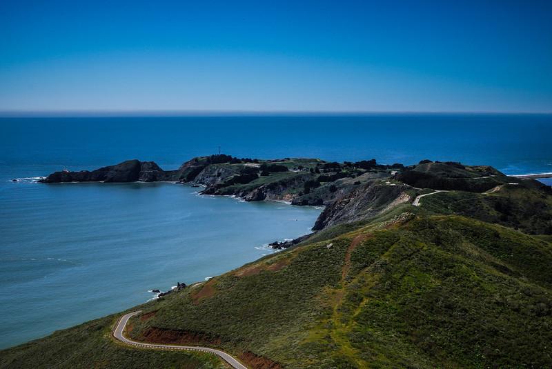 San Fran Coastline