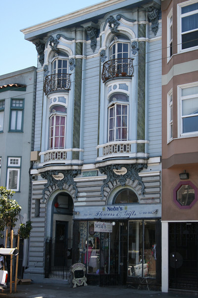 San Francisco (Haight Ashbury)