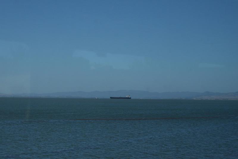 A tanker.