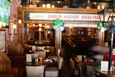 Dublin Square Irish Pub - the second best pub in San Diego