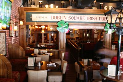 Dublin Square Irish Pub - the second best pub in San Diego
